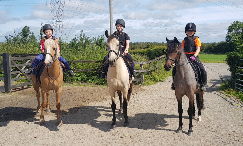 Riding Lesson Term Child (L1&L2) Voucher